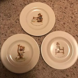 Pickard China Hummel Plates